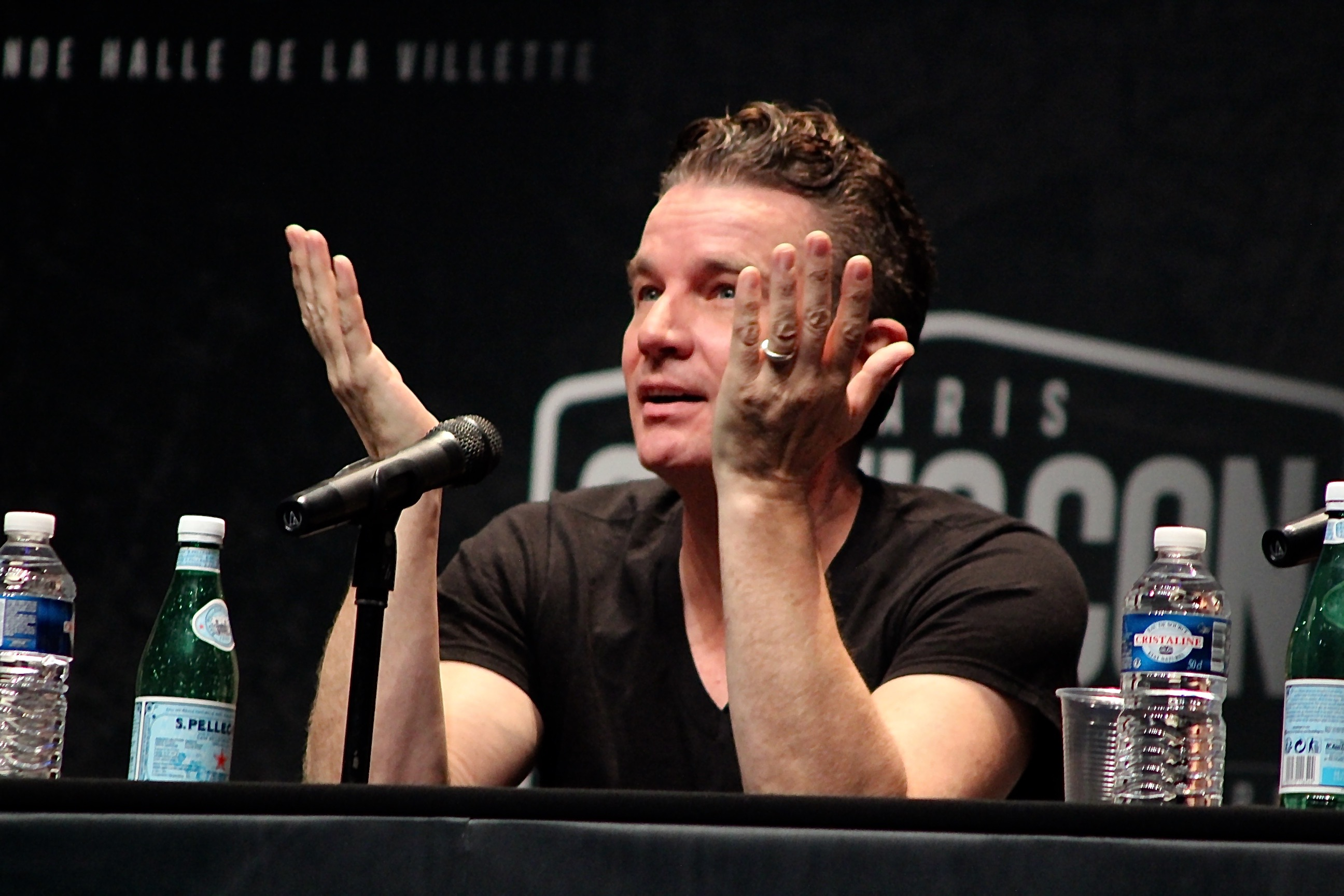 Comic Con Paris : James Marsters, Metal Hurlant… et Buffy