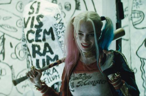 Suicide Squad @ Warner Bros