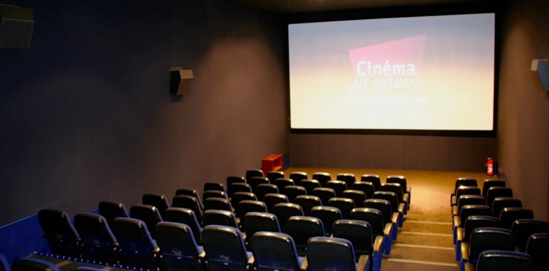 Salle 2 du Cinéma des Cinéastes