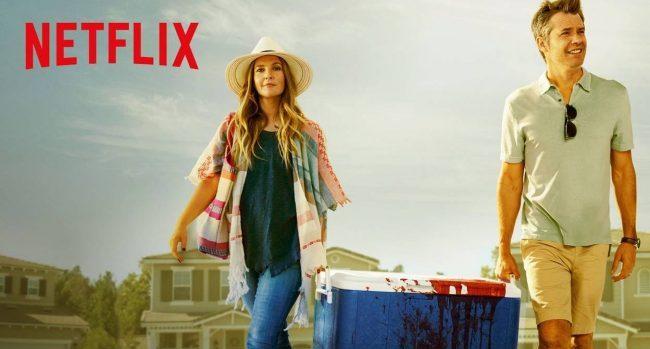 Santa Clarita Diet, nouvelle comédie Netflix