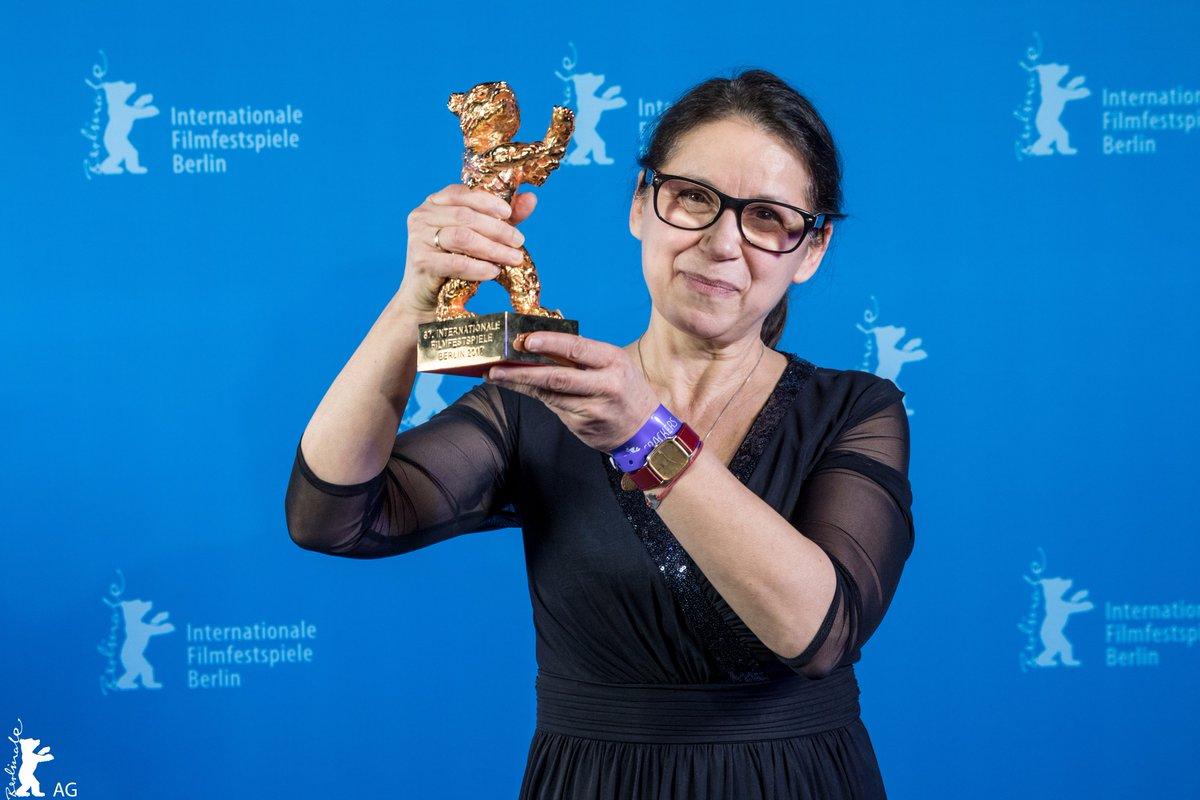 Ildiko Enyedi remporte l'Ours d'Or de la Berlinale 2017