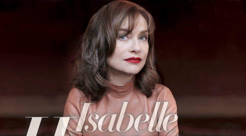 Isabelle Huppert à l'honneur dans Clap! #14