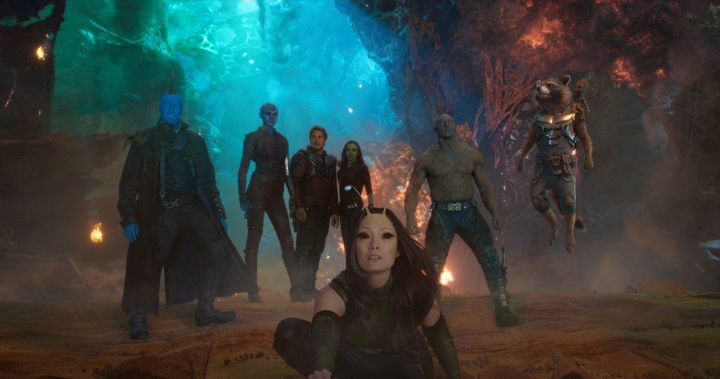 Gardiens de la Galaxie ClapMag