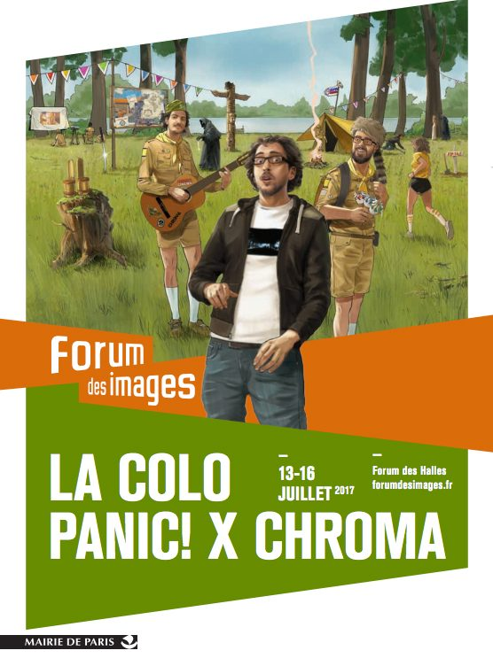 Colo Panic! x Chroma by ClapMag