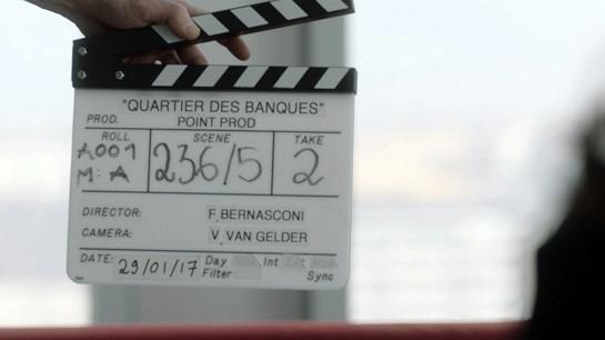 Quartier des banques à Série Series by ClapMag