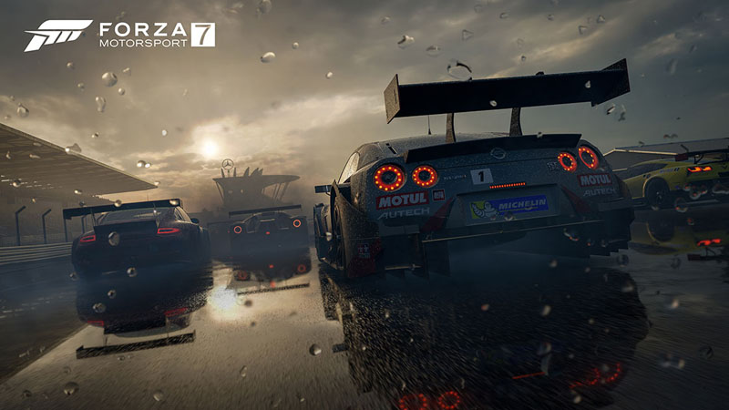 Forza Motorsport 7 by ClapMag