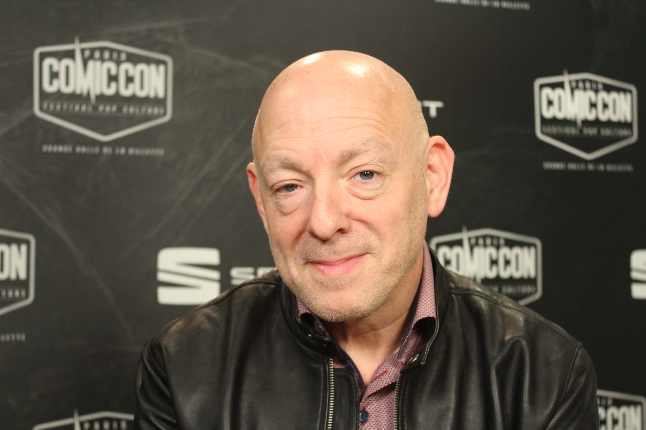 Brian Michael Bendis by Clapmag