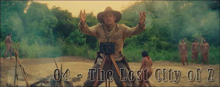 The Lost City of Z by ClapMag