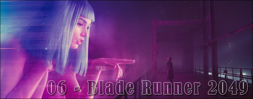Blade Runner 2049 by ClapMag