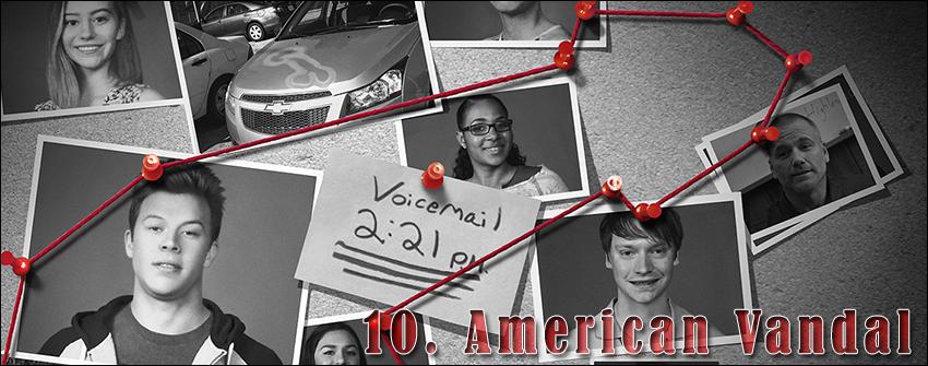 American Vandal by ClapMag