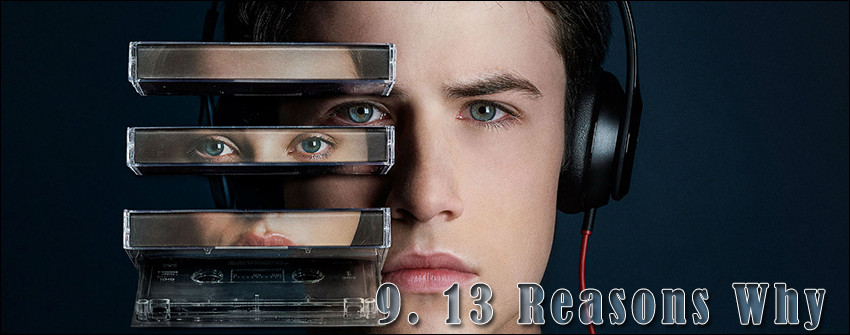 13 Reasons Why by ClapMag