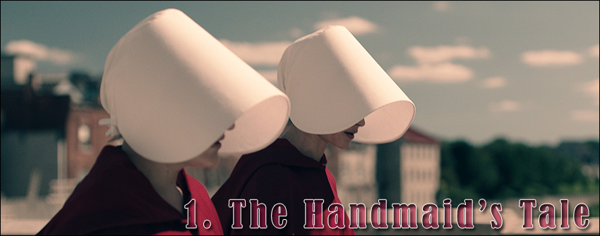 The Handmaid's Tale by ClapMag