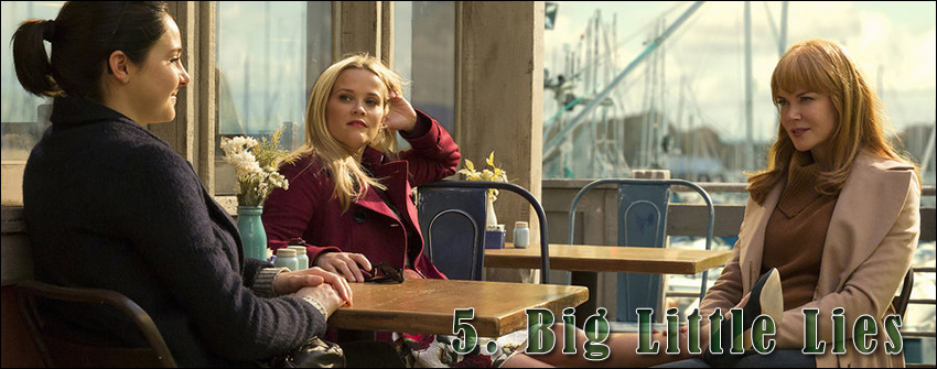 Big Little Lies by ClapMag