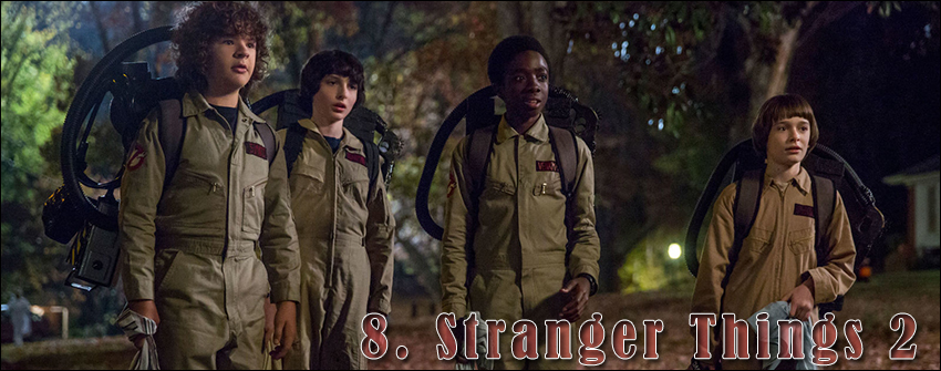 Stranger Things by ClapMag