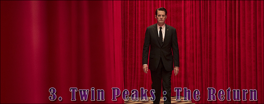Twin Peaks The Return by ClapMag