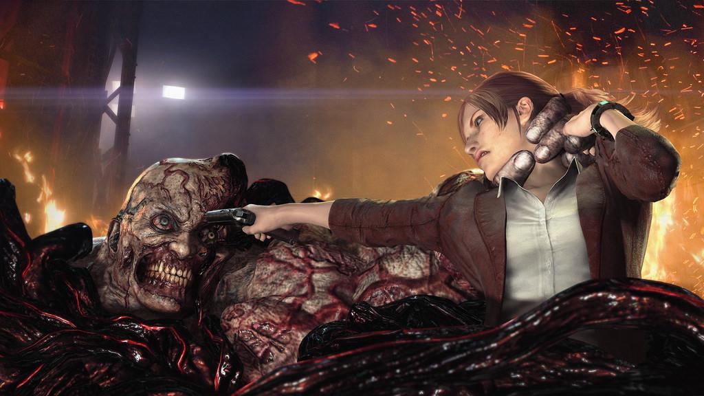 Resident Evil Revelations by ClapMag