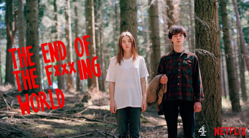 The end of the f***ing world by ClapMag