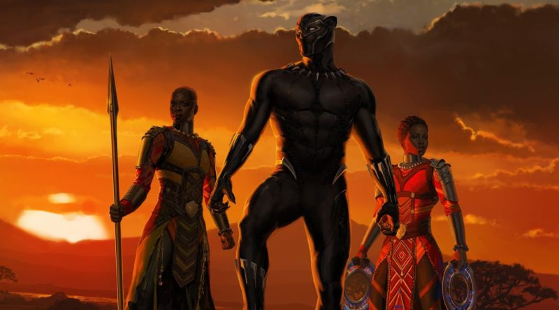 Black Panther by ClapMag
