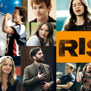 Rise by Les Ecrans Terribles