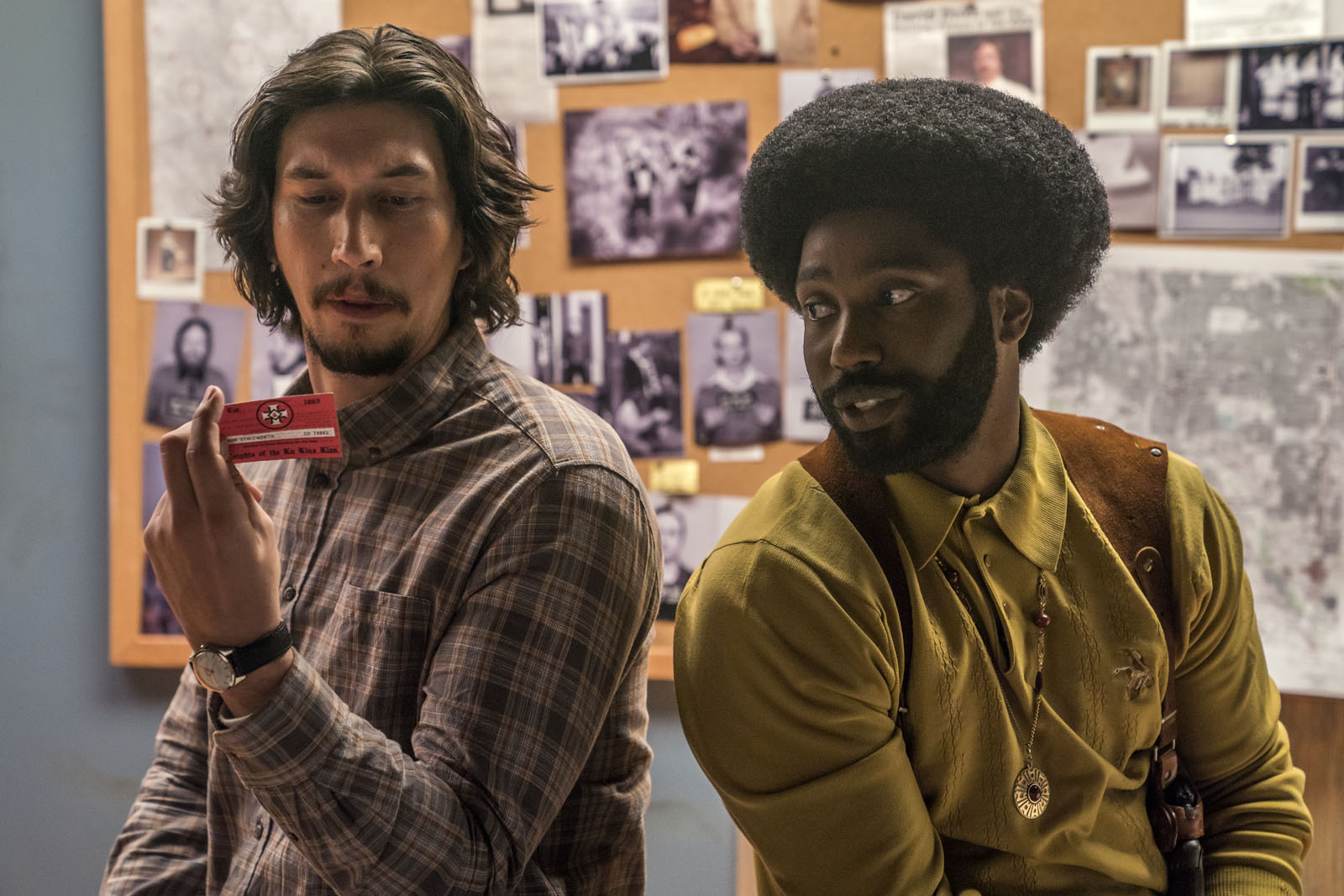 BlacKkKlansman by Les Ecrans Terribles