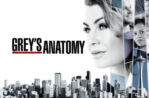 Grey's Anatomy by Les Ecrans Terribles