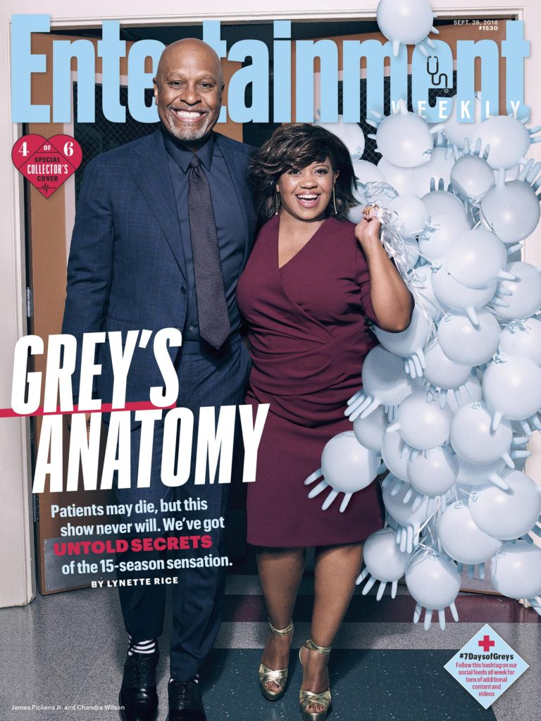 Grey's Anatomy by Les Ecrans Terribles