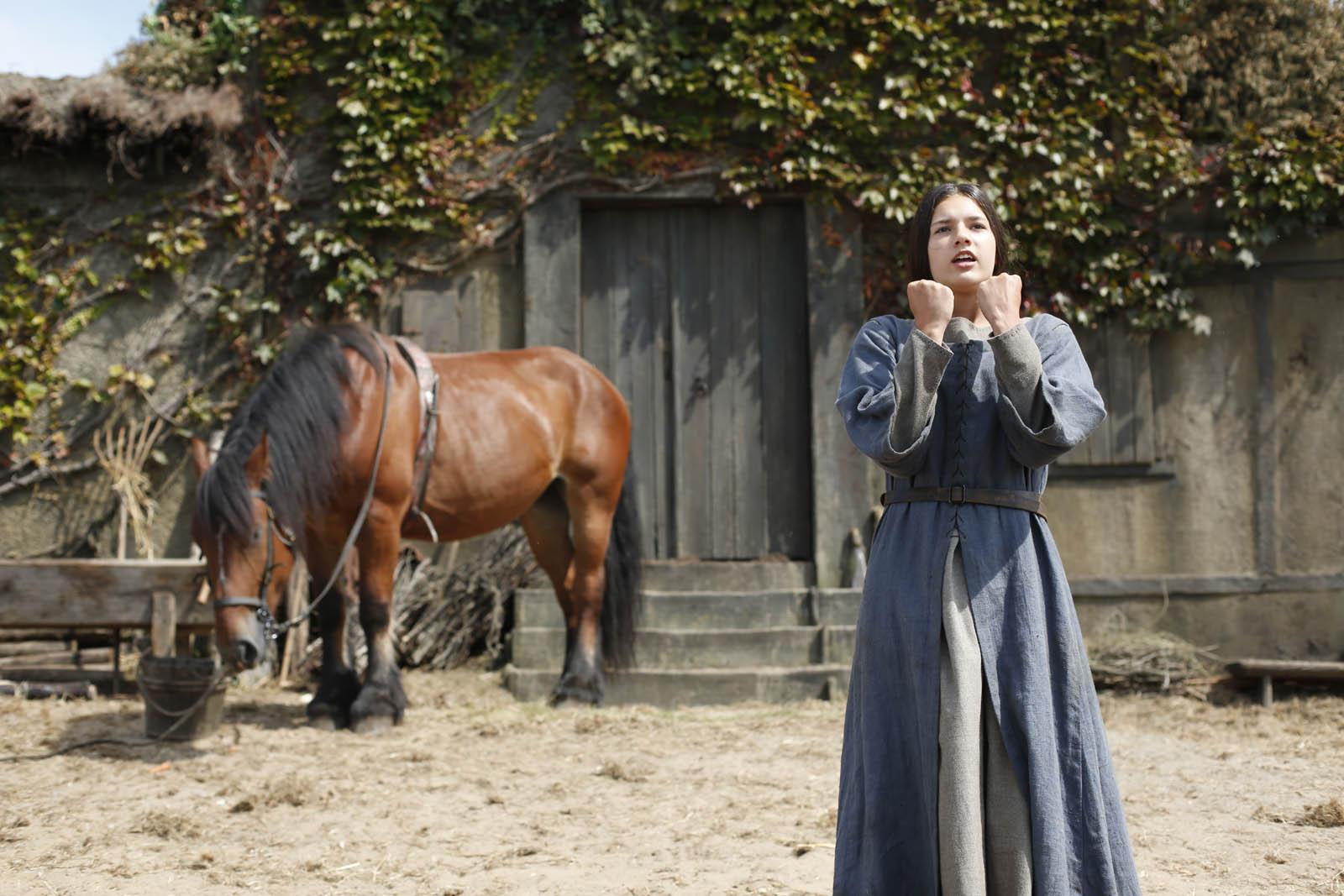 Jeannette, l'enfance de Jeanne d'Arc.