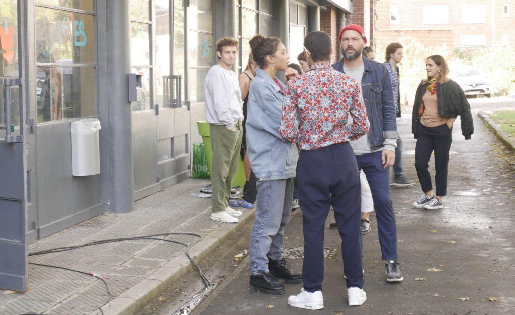 Les Grands by Les Ecrans Terribles