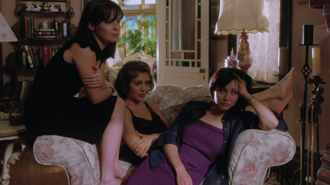 Charmed bluray by Les Ecrans Terribles