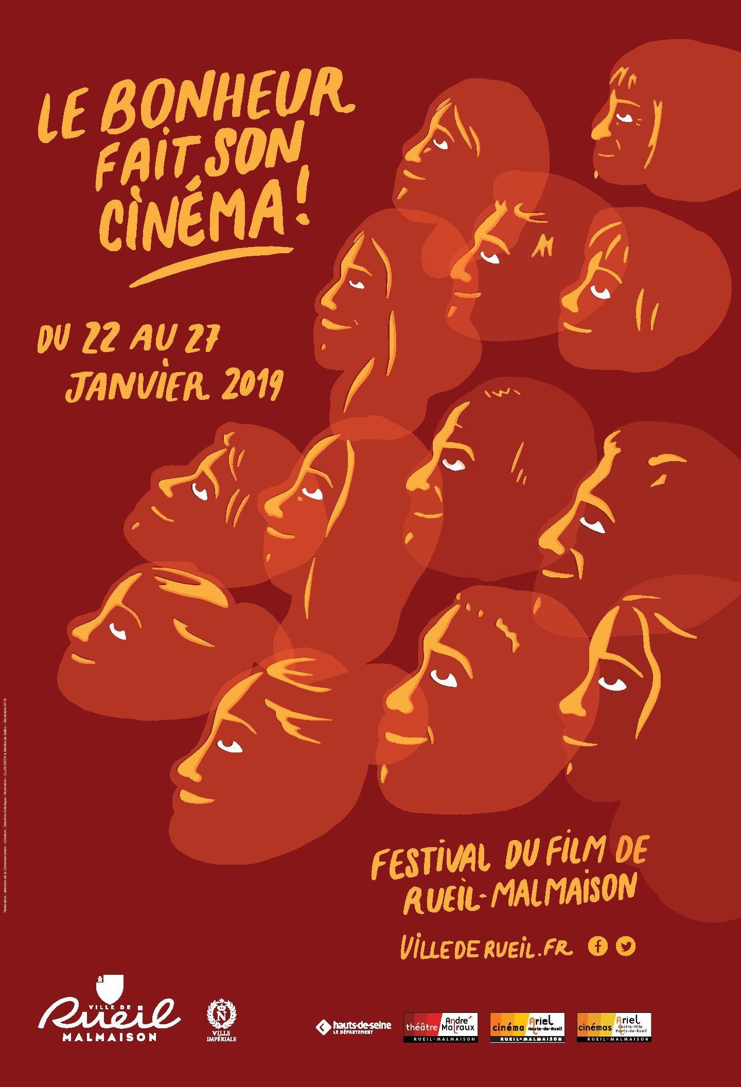 Le bonheur fait son cinéma by Les Ecrans Terribles