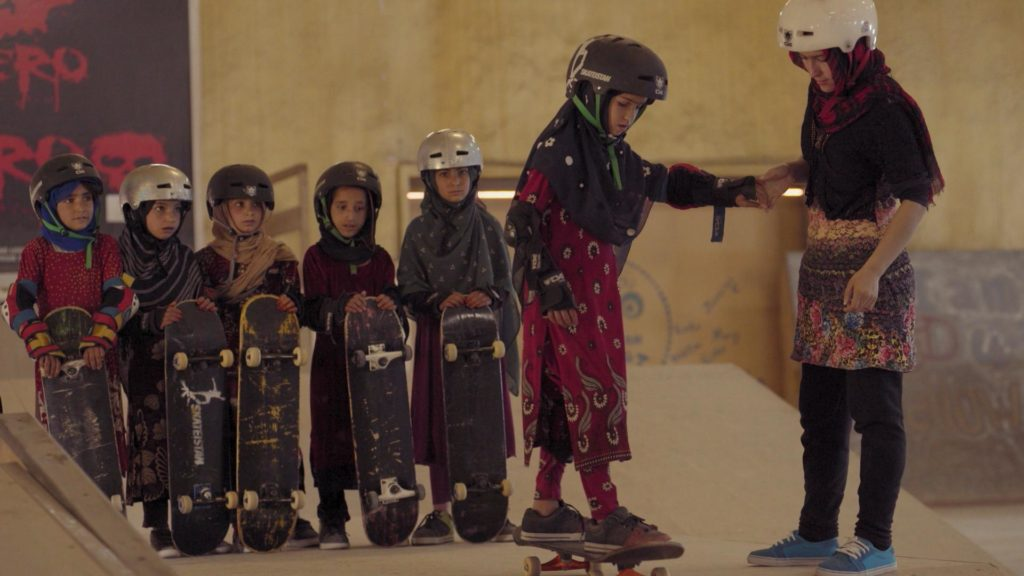 Learning to Skateboard In A Warzone © D. R.