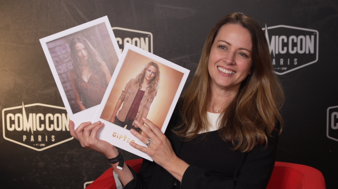 Amy Acker au Comic Con by Les Ecrans terribles