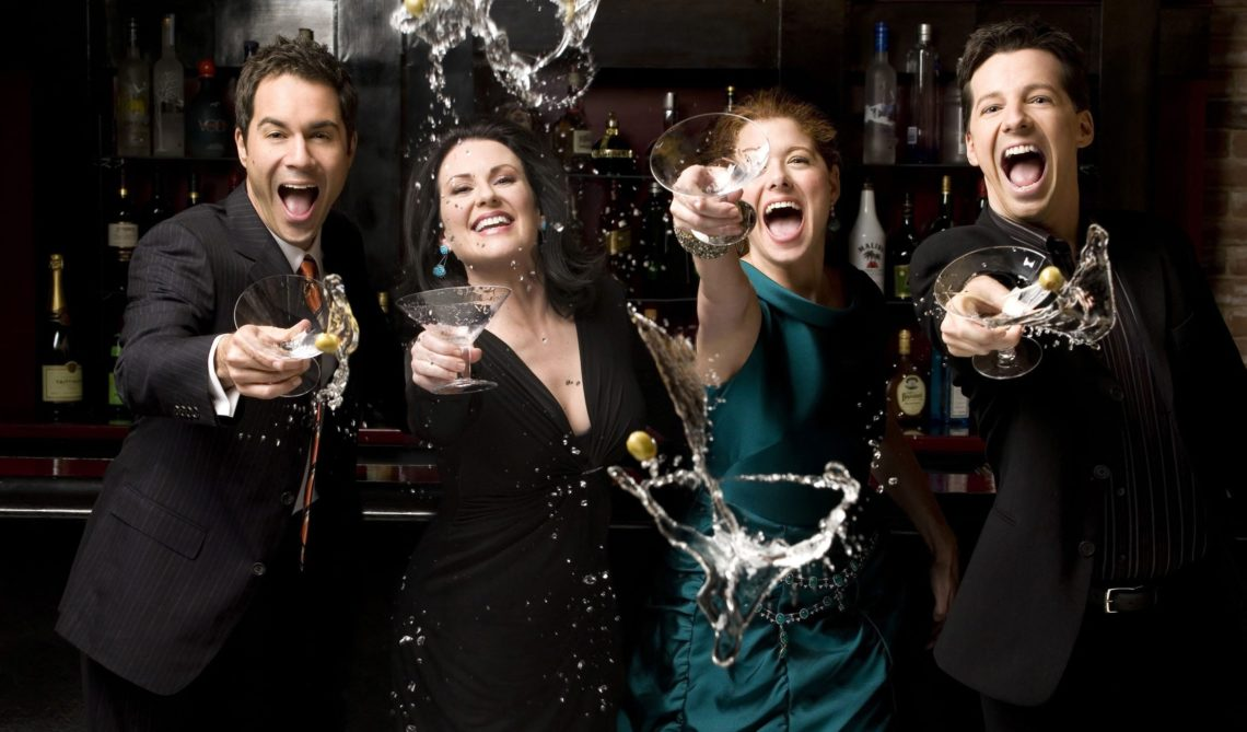 Will & Grace by Les Ecrans Terribles