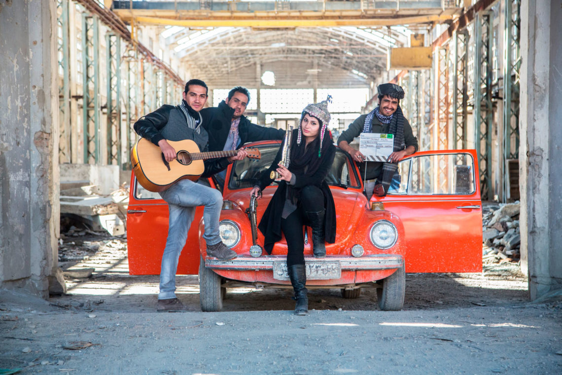 Kabullywood by Les Ecrans Terribles